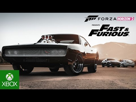 Forza Horizon 2 Presents Fast & Furious Teaser