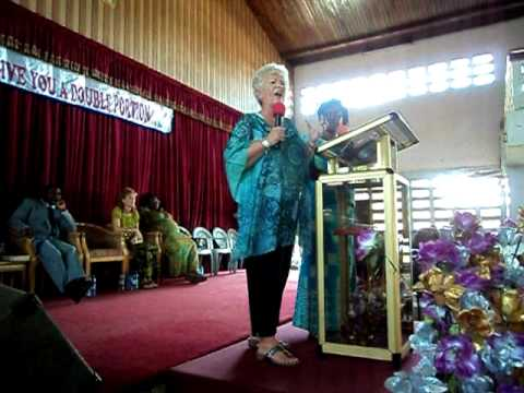 EMI at Pastor's Harry Church (AG North Kaneshie) Accra, Ghana  4