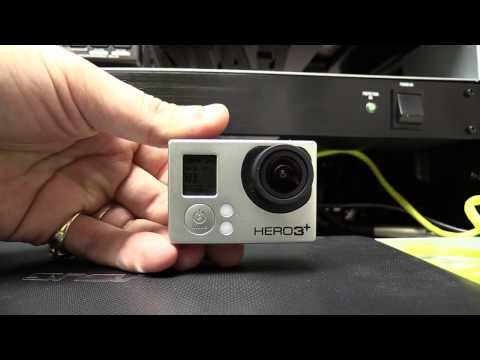 GoPro HDMI 1080i Compatibility test with ATEM 1 M/E production switcher