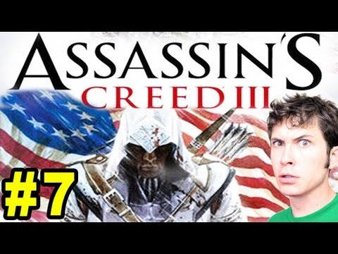 Assassin's Creed 3 - FLOATING SWORD - Part 7
