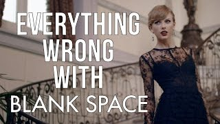 "Download Lagu Everything Wrong With Taylor Swift - ""Blank Space"" Gratis STAFABAND"