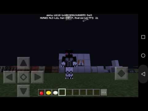 Minecraft pe mod showcase pocket furniture v9