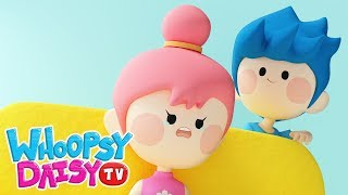 New Nursery Rhymes Hush Little Baby with Whoopsy & Daisy! | Children Songs |Kids Songs & More