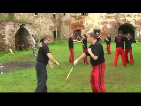 Modern Arnis Czech - summercamp 2009