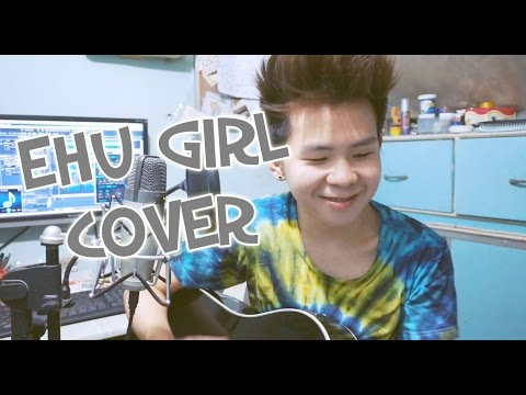 Ehu Girl - Kolohe Kai (cover) Pinoy Kid Karl Zarate video