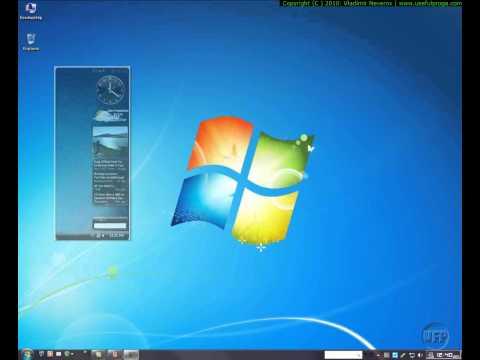Файлы и папки. Google Desktop