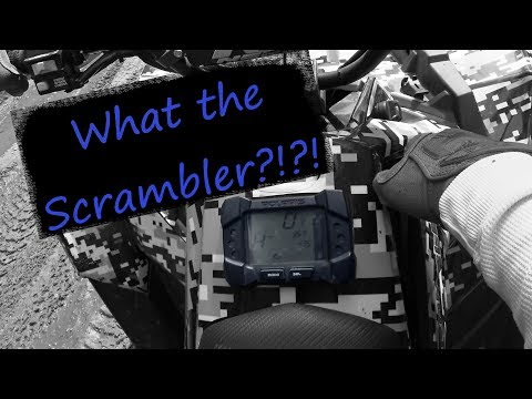 The Scrambler Wrecked our Weekend!!