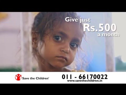 Donate Rs  500 Monthly to Remove Malnutrition From  India -  STC