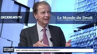 Décideurs du Droit : Quel avenir pour la profession d'avocat ?