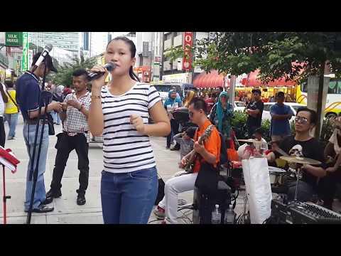 download lagu Rindu Merindu-nurul Feat Redeem Buskers Cover Fauziah Idris,mantap Joget gratis