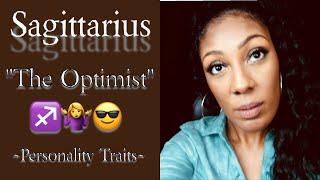 SAGITTARIUS♐️ ~Personality Traits~