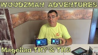 Magellan TR7 & TR5 Off Road GPS Navigators !  The only True Off Road GPS