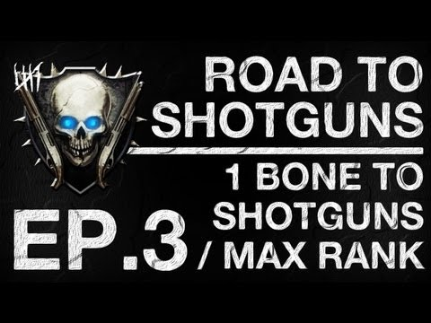 Road to Shotguns l 1 Bone to Shotguns(Max Rank) PROOF I Am Glitched And You May Be Too!