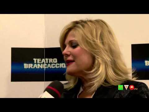Galà dell'Arte per la ricerca – Intervista a Patrizia Pellegrino – www.HTO.tv