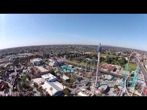 Supreme Scream On-ride (HD POV) Knotts Berry Farm