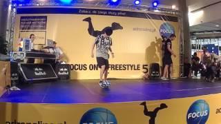 Focus on Freestyle 5 - Tokura vs Mikołaj [1\8 Final] Bydgoszcz 2017