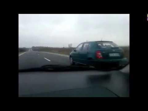Audi A4 B5 1.9 TDI 90hp speed test, top speed