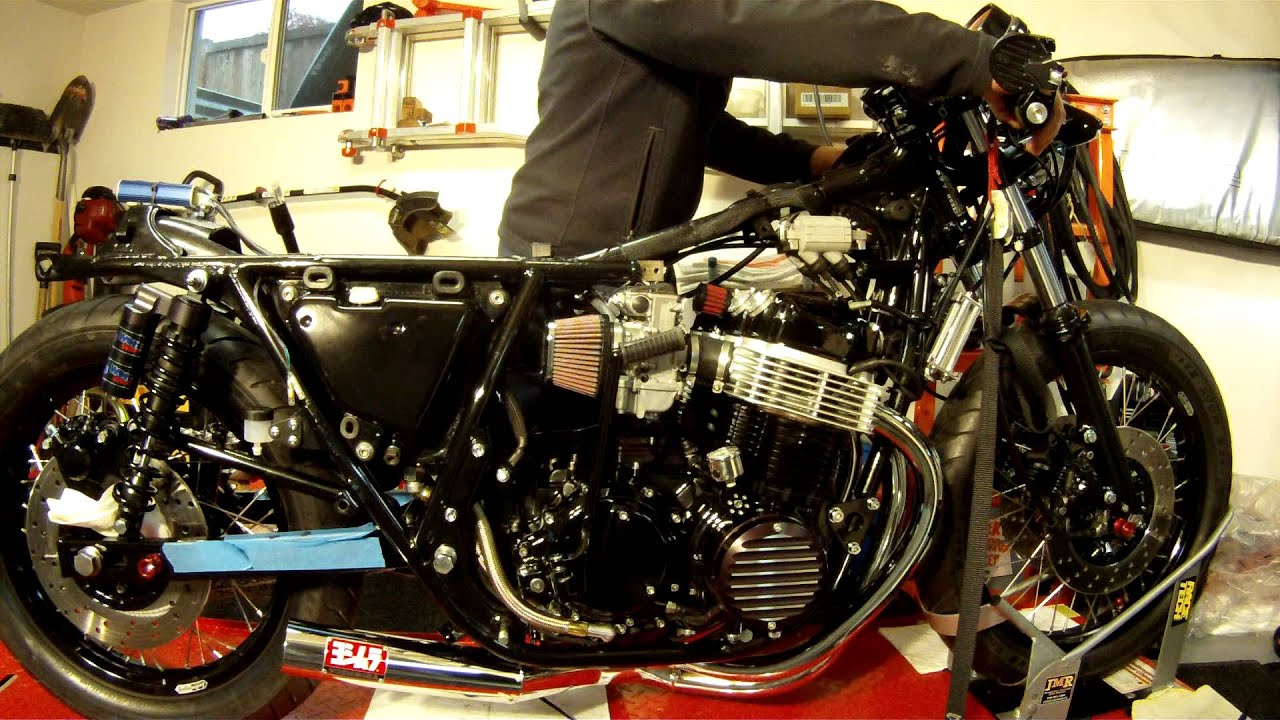 Watch furthermore 710 Bmw R100 Caferacer Brat Airhead R90 R80 R75 in addition Honda Custom Motorcycles additionally 1974 Honda Xl350 Engine Removal likewise 2000 Yamaha Gp1200 Starter Motor Exploded Diagram And Parts. on cb 750 engine rebuild