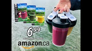 Arkopia - The Future of Food - Freeze Dried Smoothies - Pure Fruit and/or Veg - arkopia.ca