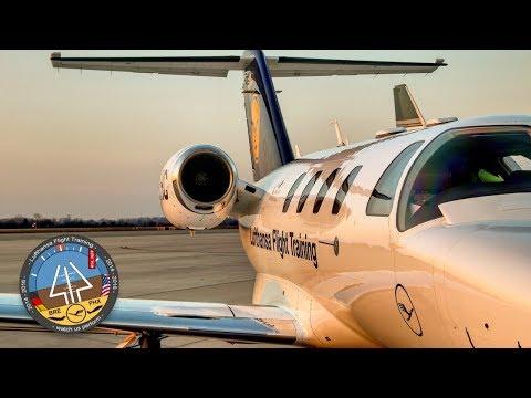 Lufthansa Flight Training | 414 NFF Bremen - Citation