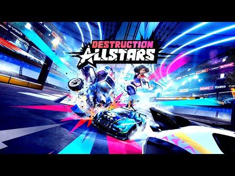DESTRUCTION ALLSTARS 🔥😱 Wir testen das neue PS Plus Spiel!