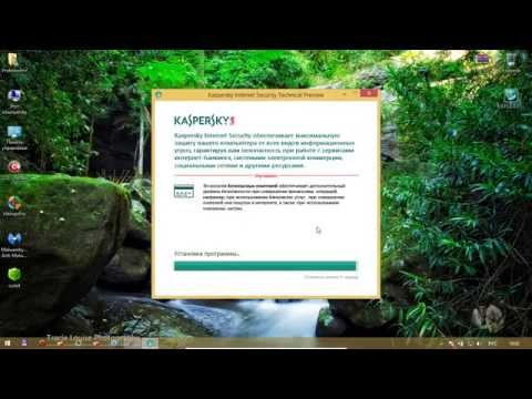 Kaspersky Internet Security 2015 Комплексный тест.