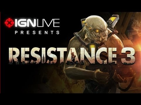 IGN: Resistance 3 Multiplayer Beta