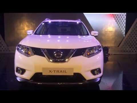 AutoBikes.vn- Khám phá Nissan X-Trail 2017 vừa ra mắt tại Việt Nam