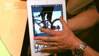 iPhoto iPad walk-through demo on new iPad