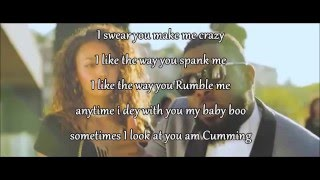 Timaya - I Like The Way [ Official Lyrics Video 2016 ]