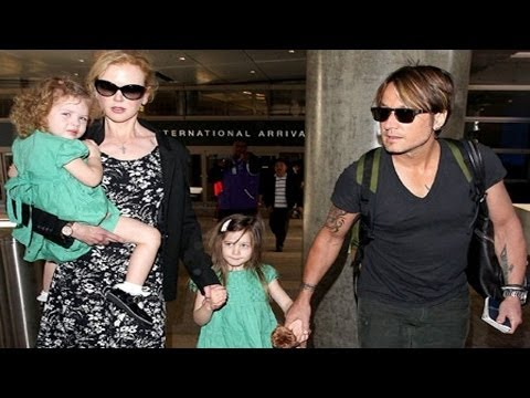 Nicole Kidman To Divorce Keith Urban?