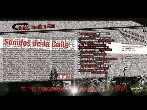 PUNK, ROCK Y SKA. SONIDOS DE LA CALLE VOL 1 (DESCARGA GRATUITA, LINK EN LA DESCRIPCIÓN)