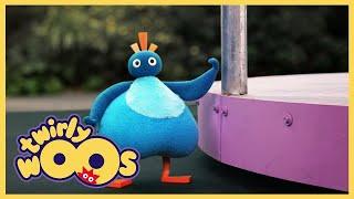 Twirlywoos en Français   Le Tournis   animation pour les enfants