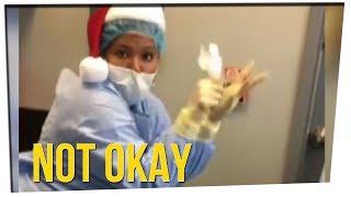 Dermatologist Defends Herself After Filming Funny Videos ft. Steve Greene & DavidSoComedy