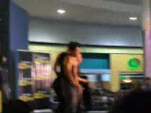 Pinoy fear factor men @ sm pampanga