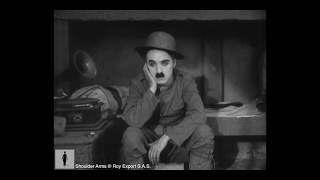 Charlie Chaplin - News from home - Shoulder Arms