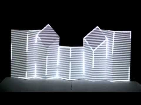3d Mapped Stage Design