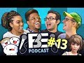 FBE PODCAST | Studio Vlogs, Teens vs. Adults React, New Let's Plays! (Ep #13)