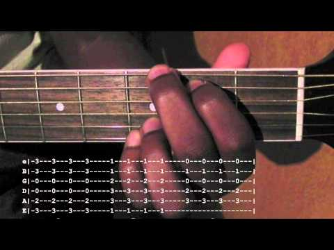 Hurt Guitar Lesson With Tab