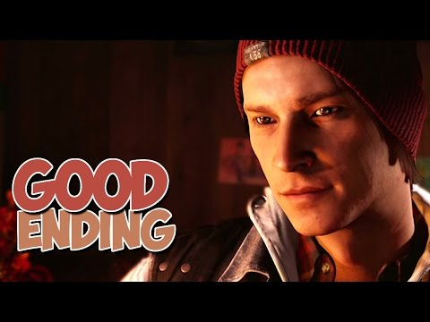 GOOD ENDING - Infamous: Second Son - Gameplay - Part 11