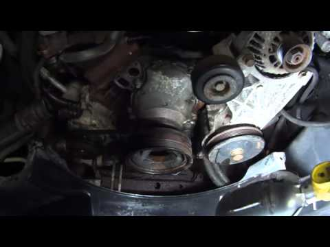 Chevrolet Silverado never ending water pump leak