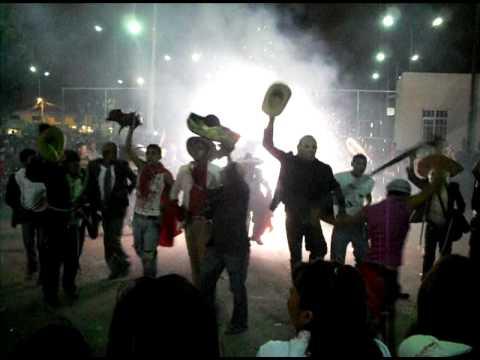 toritos carnaval guadalupe hidalgo puebla dia de muertos
