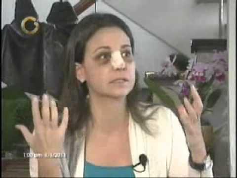 María Corina en Yo prometo con Nitu Pérez Osuna por Globovisión