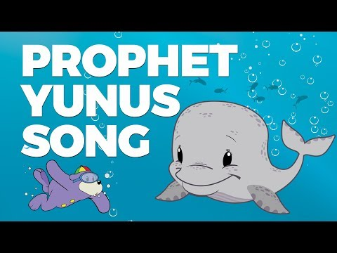 Nasheed - Prophet Yunus (jonah) Song For Children With Zaky video