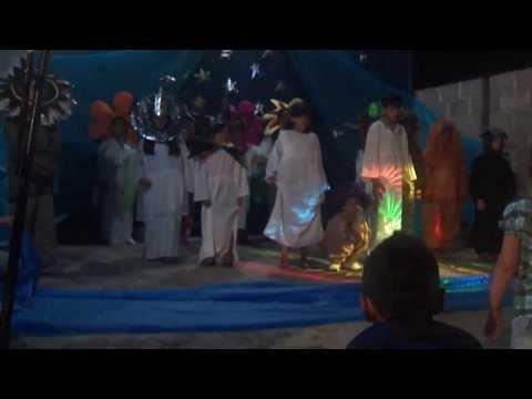 NAVIDAD 2013 PESEBRE DE LA CREACIÓN MISIÓN CRISTIANA ALTA GRACIA