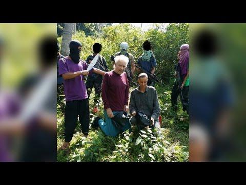 Islamic Extermists Threaten Hostages