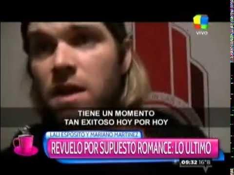 ¿Qué dijo Lali Espósito sobre los rumores de amor con Mariano Martínez?