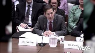 CDC chief grilled on Capitol Hill