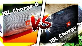 JBL Charge 4 VS JBL Charge 3 | Zaktualizowany