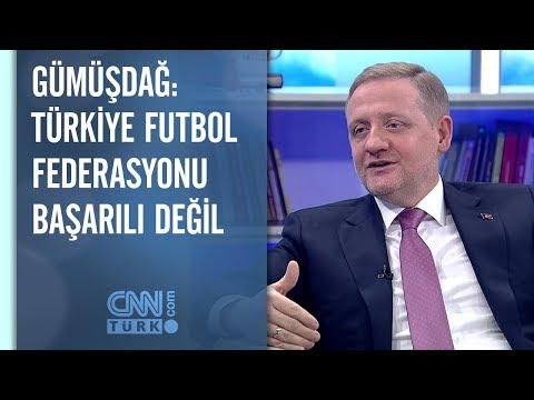 Göksel Gümüşdağ: Türkiye Futbol Federasyonu başarılı değil